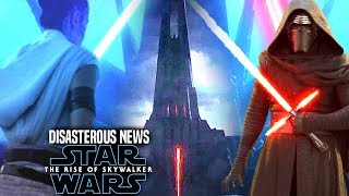 The Rise Of Skywalker News Is A Disaster & More! (Star Wars Episode 9)
