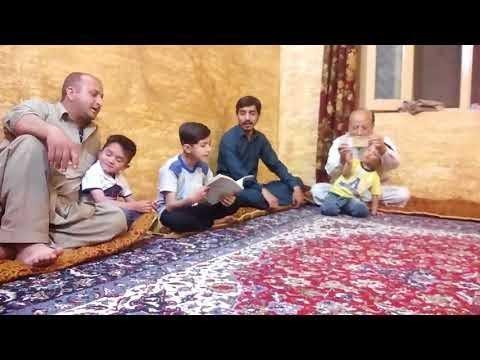 Balti Qasida || Muazam Ali live