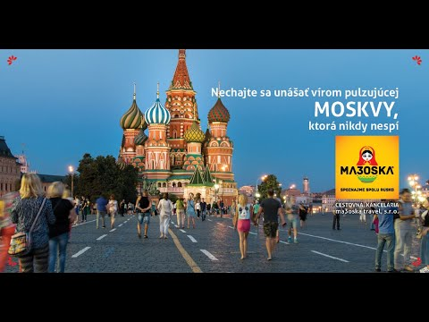 ma3oska travel - Govorit Moskva