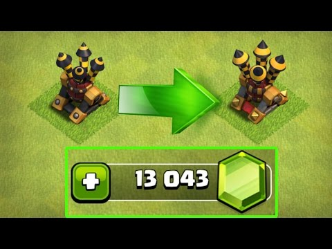 GEMMING NEW MARCH 2017 UPDATE!! // Clash Of Clans //