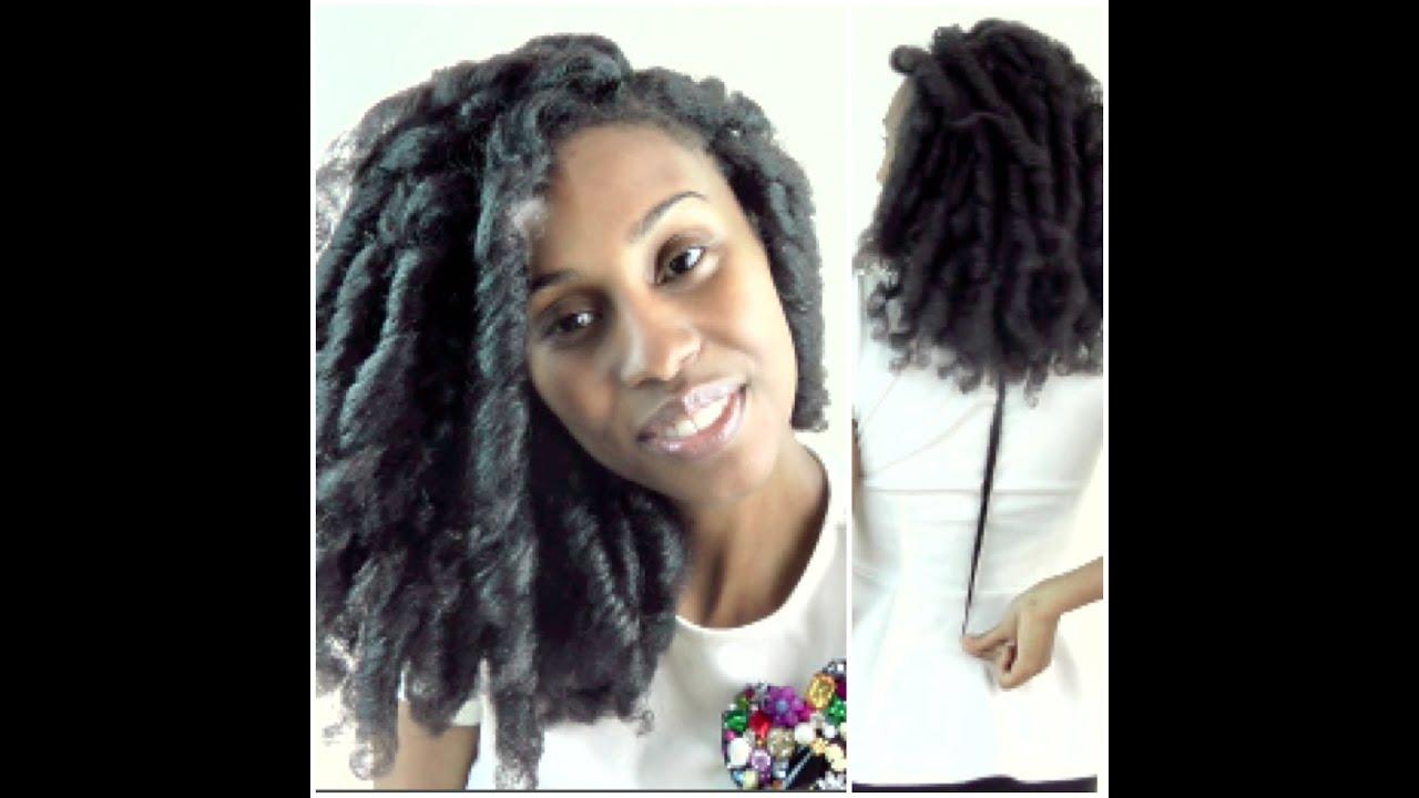 grew hair waist length