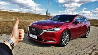 2019 Mazda 6 / Prezentacja TEST PL [Pierwsze Wrażenia] na żywo! 😎