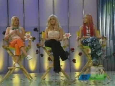 Christina Aguilera MTV Wannabe 2