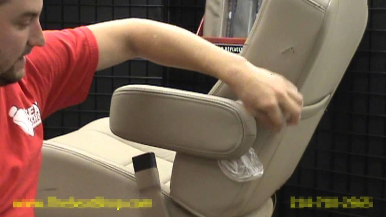 Ford Armrest Cover Install
