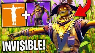 DELOR INVISIBLE WITH A SKIN AND An EMOTE! 🔥 THE BEST OF FORTNITE#52