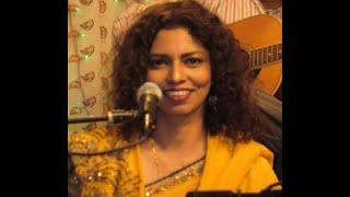 Shakila Ahmed live, semi- classical geet.