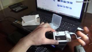 Аккумуляторы Xiaomi ZI5 AA Зарядное устройство + Power Bank Обзор