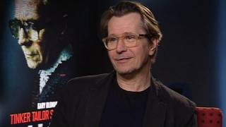 Gary Oldman on Dark Knight Rises: