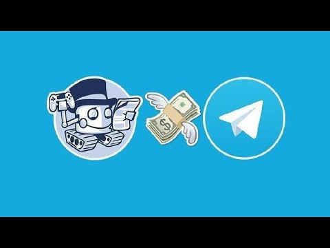Топовый бот   Заработок в телеграмм, заработок без вложений с телефона для новичков ????