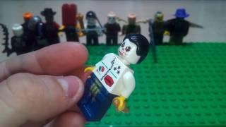 Лего ужасы фигурки (по фильмам ) и фигурки крипипасты