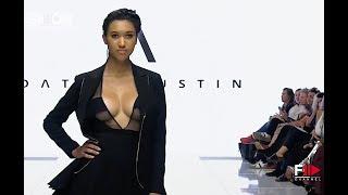 DATARI AUSTIN Spring Summer 2018 Art Hearts Los Angeles - Fashion Channel