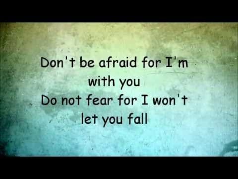 Do Not Be Afraid by Tanner Clark (Lyric Video)