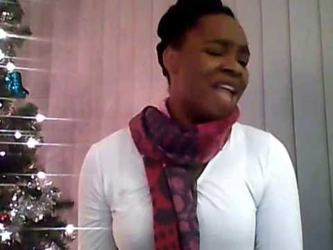 Sharna singing Magic of Christmas by Celine Dion. Capture 20141225 2 - YouTube