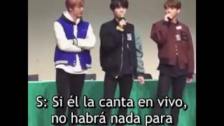 Video [SUB ESP] 161026 Cuando los fans le pidieron a BTS cantar AWAKE (by sugaflow93) download MP3, 3GP, MP4, WEBM, AVI, FLV Juni 2018