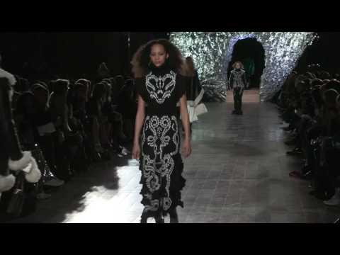 Sonia Rykiel Fashion Show Ready to Wear FW17