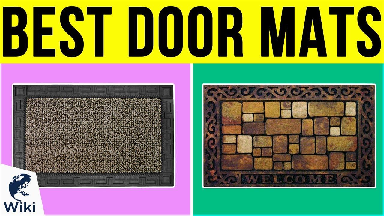 Top 10 Door Mats of 2019 | Video Review