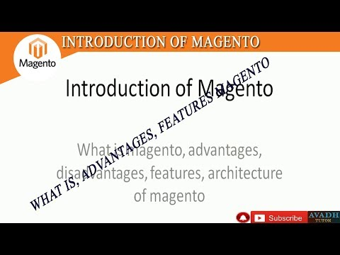 introduction of magento 2 || what is magento || magento 2 tutorial || ripal pandya