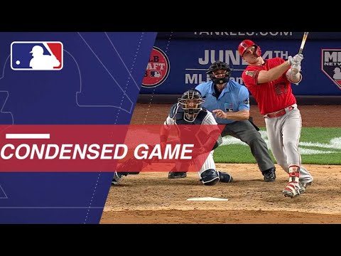 Condensed Game: LAA@NYY - 5/26/18