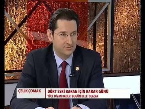 CHP Bursa milletvekili Aykan Erdemir | ÇELİK ÇOMAK LineTV 05.01.2015