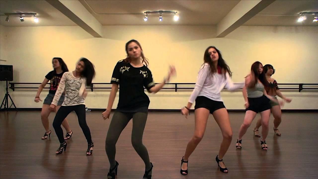 Beyonce diva streetease bobo choreography youtube - Beyonce diva video ...