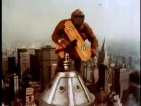Volkswagen King Kong TV commercial