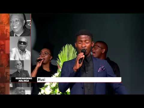 2015 Idols winner Karabo Mogane performing 'Sondela'