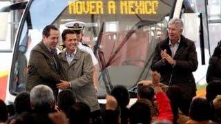 EPN inaugura L2 del Mexibús