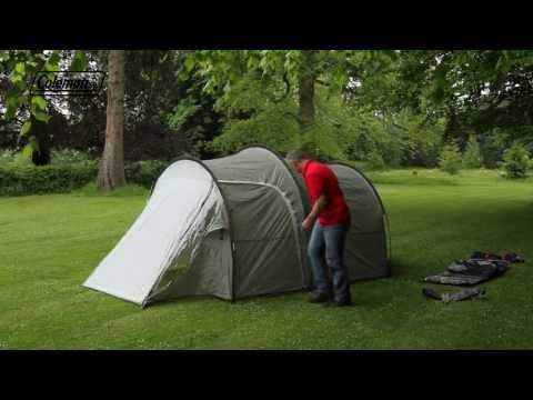 Coleman® Coastline 3 Plus - Touring & Weekend Camping Tent