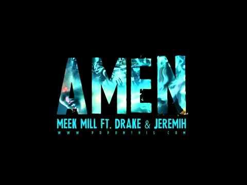 Meek Mill Ft Drake & Jeremih  Amen Instrumental  CDQ Prod KeY Wane & Jahlil Beats