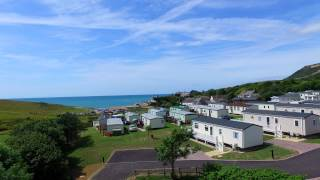 Victory Evron Lodge for sale at Golden Cap Holiday Park, Dorset