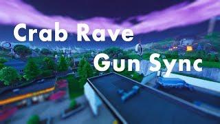 Crab Rave Fortnite gun sync