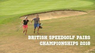 British Speedgolf Pairs Championships 2018