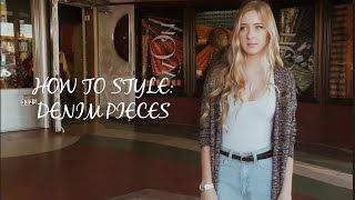 How To Style: Denim Pieces | ZaraForever Thumbnail