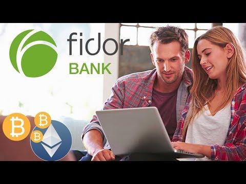 ⚠️WIESO DU DIE FIDOR BANK VERWENDEN SOLLTEST ⁉️  FIDOR BANK VORGESTELLT ⚠️