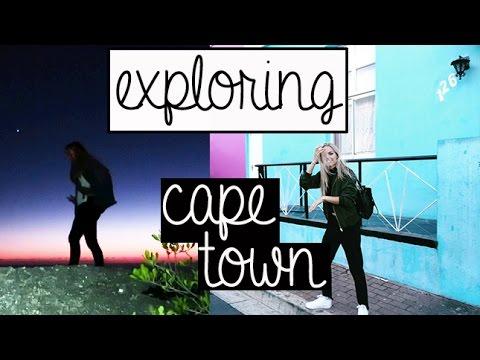 Exploring Beautiful Cape Town