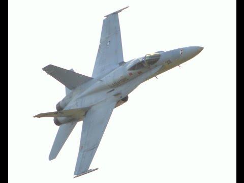 F-18 Hornet Stuart Florida Airshow