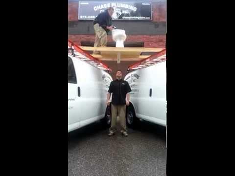 Chase Plumbing takes the Ice Bucket Challenge!