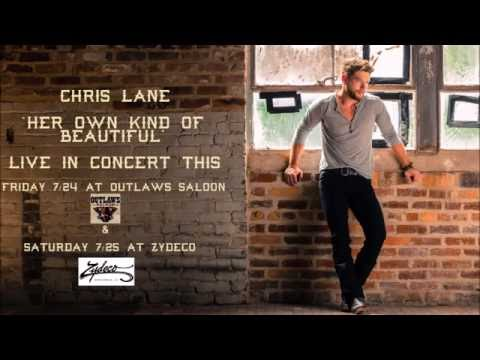 Chris Lane  Her Own Kind of Beautiful  property of Big Loud Records
