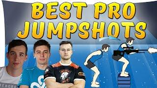 CS:GO - BEST OF PRO JUMPSHOTS ft. kennyS,Hiko,Shroud & More !