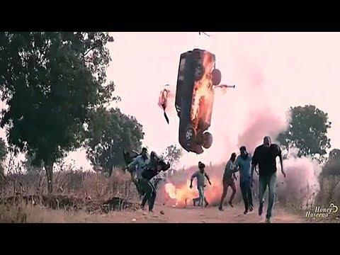 СУРЬЯ - Индийский Рэмбо (2018) Супербоевик  Индия