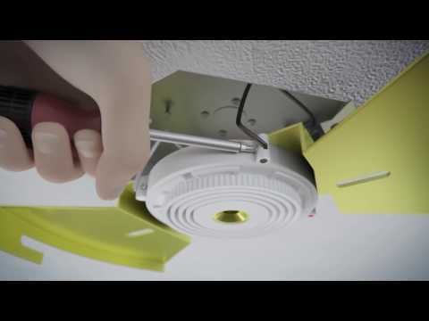 Skyplug™ Quick and Easy Fan and Lighting Installation