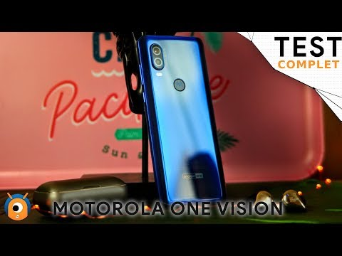 Motorola One Vision : Le Test Complet D'un Smartphone ANDROID ONE En 21:9 - LCDG