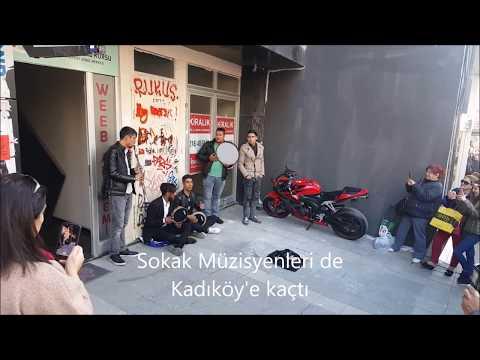 Kadıköy'de Nasıl Takılınır? 1 (Gündüz) | Müdavim Vlog