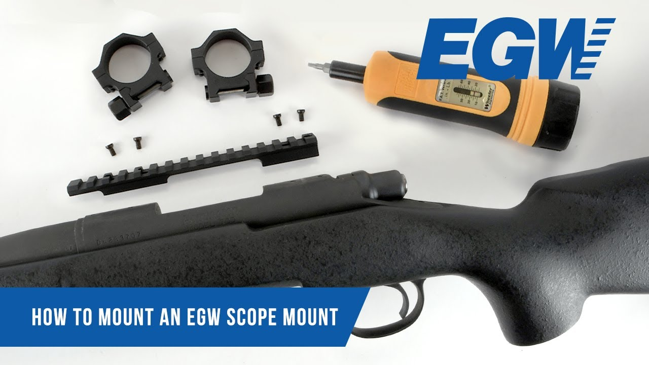 HD Savage Round Back Short Action Picatinny Rail Scope Mount