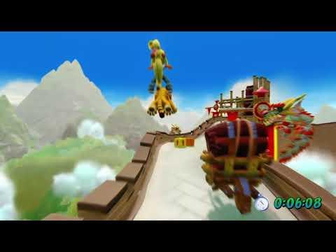 Crash Bandicoot N. Sane Trilogy Orient Express 11:92