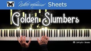 Golden Slumbers - Paul McCartney (Piano Accompaniment)