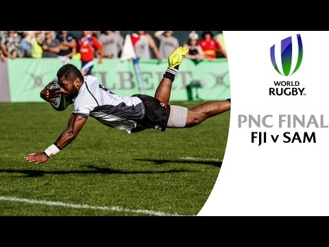 Fiji and Samoa's PNC final try fest