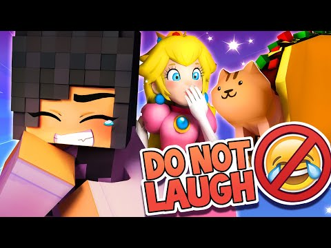 DO NOT LAUGH! - Aphmau's True Weakness!
