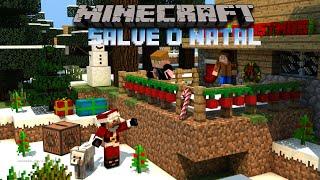 Minecraft Mapas: SALVE O NATAL!!