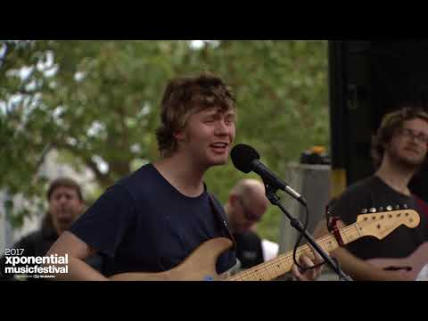 "Pinegrove - ""Old Friends"" (XPoNential Music Festival 2017)"